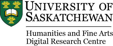 University of Saskatchewan Humanities and Fine Arts Digital Research Centre